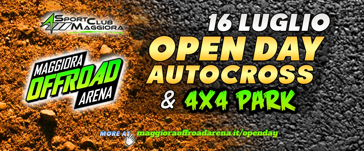 Openday Autocross & 4x4 arena 11